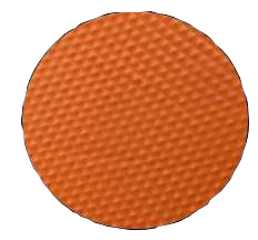 GANT NITRILE ORANGE EPAIS REUTILISABLE ENVIRONNEMENT AMBIDEXTRE ETANCHE IMPERMEABLE CONFORTABLE GRIP